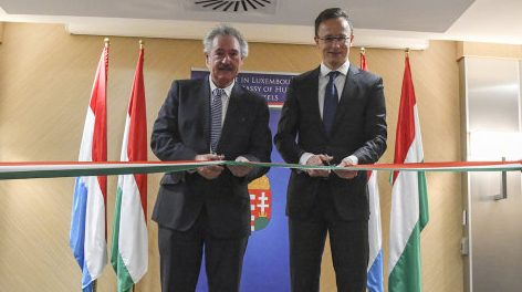 Hungary opens diplomatic mission in Luxembourg