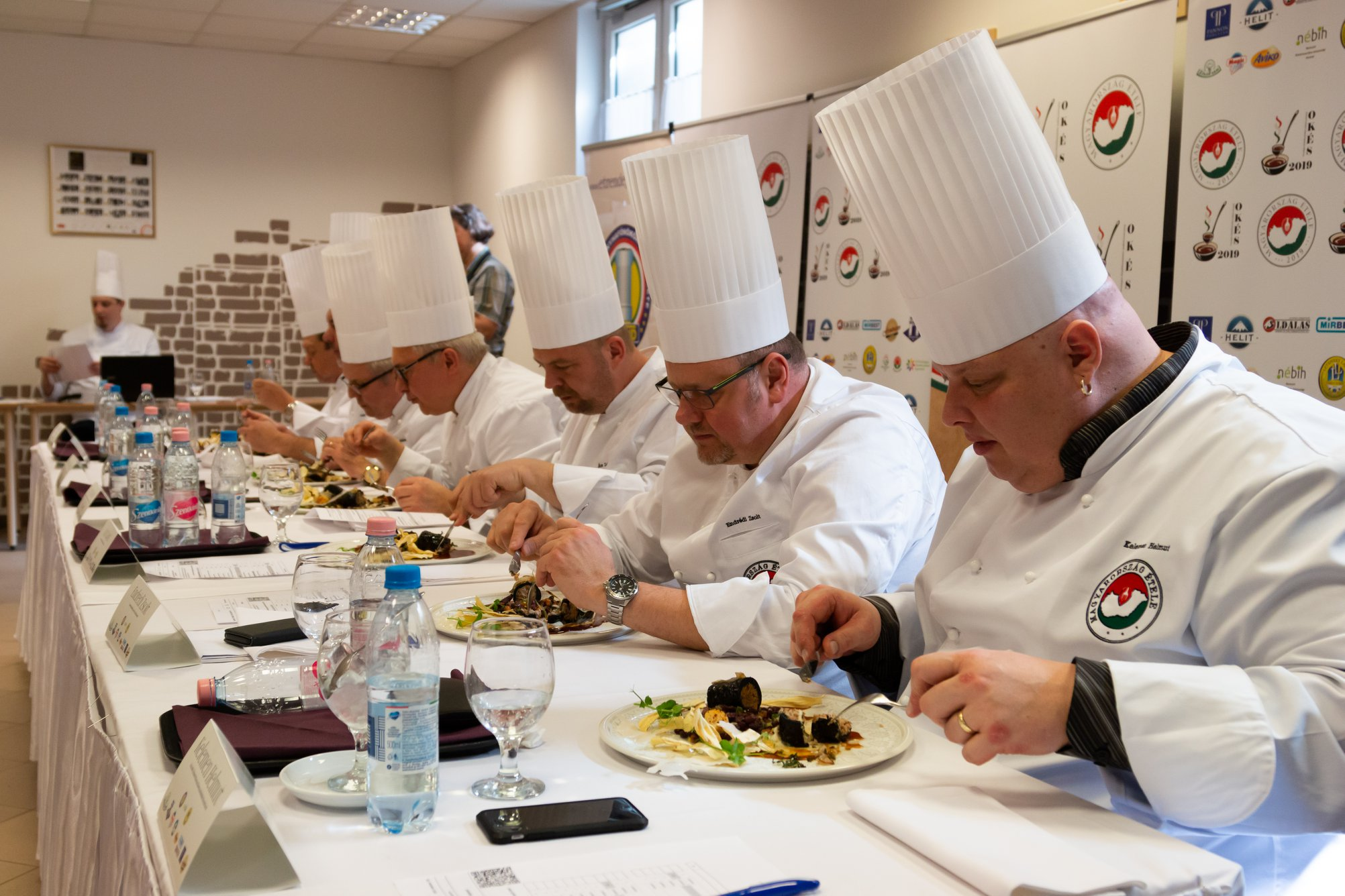 Hungary's Meal, competition, gastronomy, meals