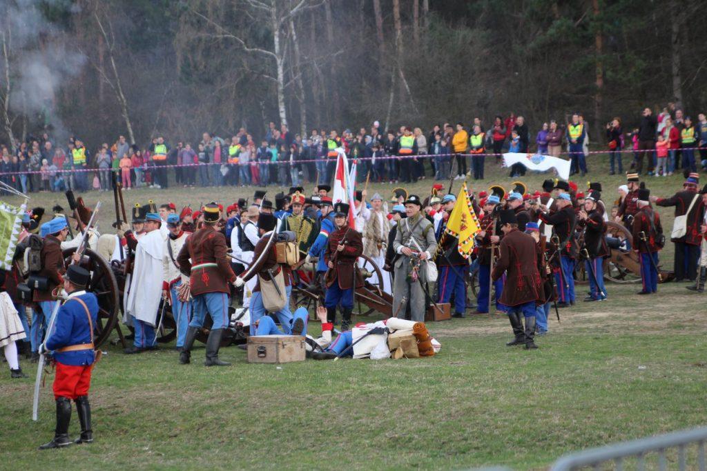 isaszeg commemoration battle