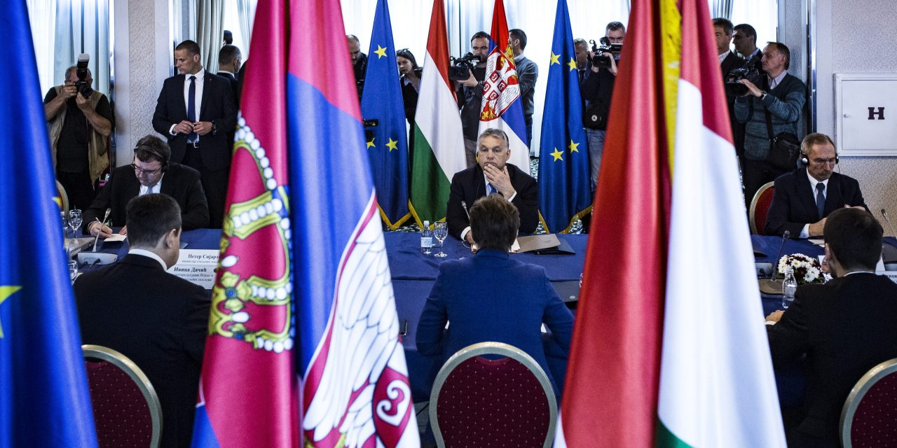 Joint session of the Serbian and Hungarian governments held in Serbia