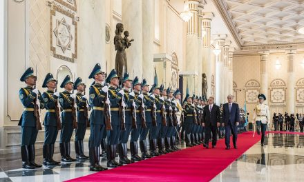 Hungary wants to bolster ties with Eastern countries, says Orbán in Kazakhstan – UPDATE