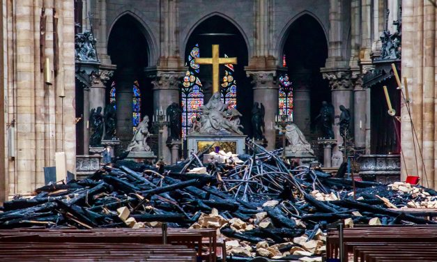 Notre-Dame fire: Budapest to contribute to Notre-Dame reconstruction, Orbán expresses sympathies