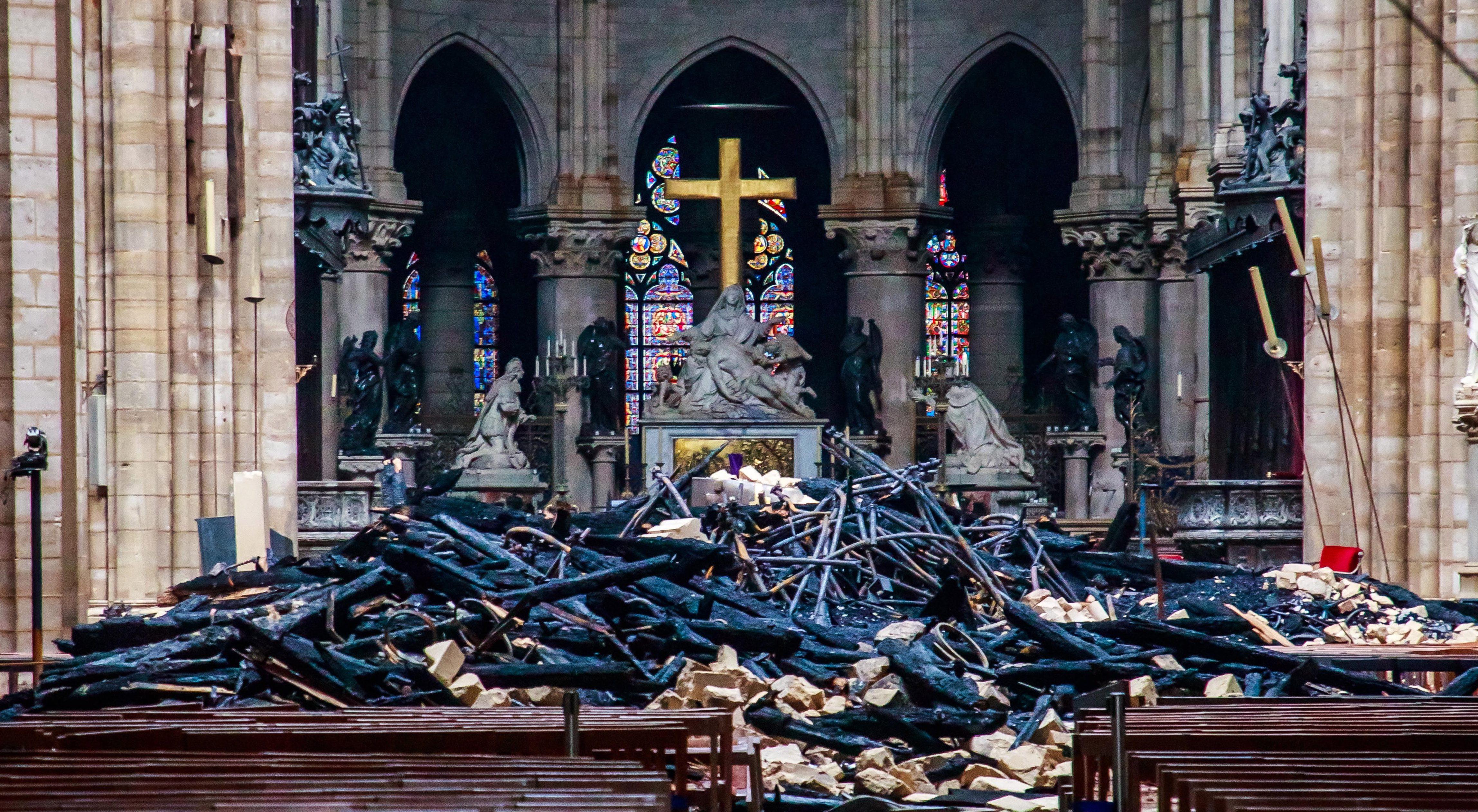 Notre-Dame 2019
