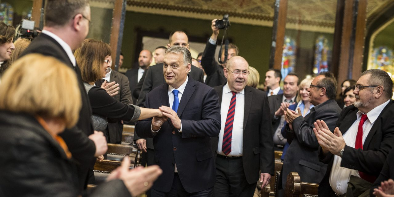 EP election 2019 – Orbán: Fidesz only force able to represent Hungarians in Brussels
