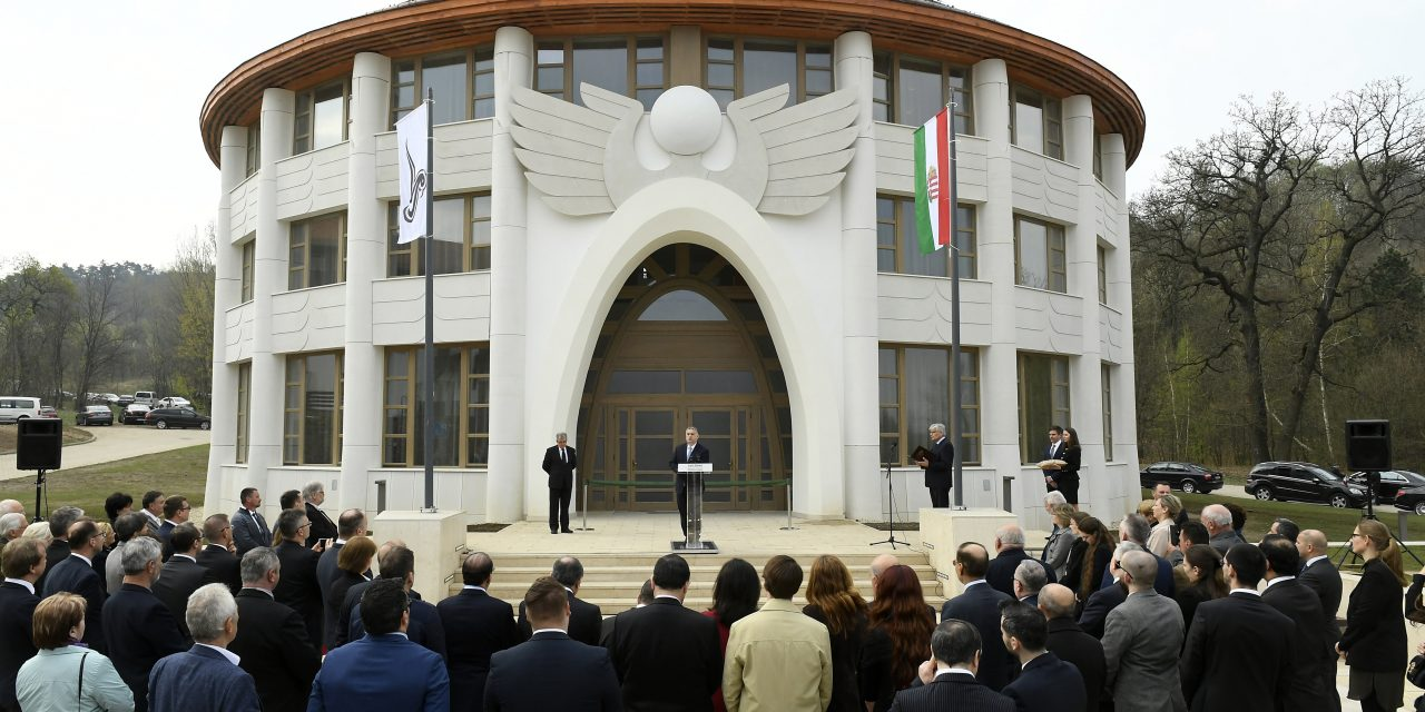 Orbán inaugurates Avicenna Institute of Middle Eastern Studies
