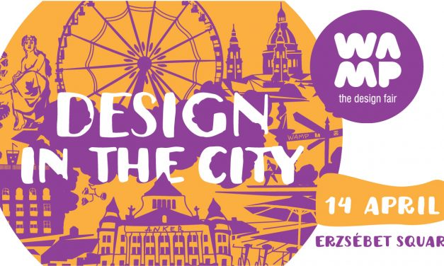 WAMP, the most exciting design fair launches its spring season!