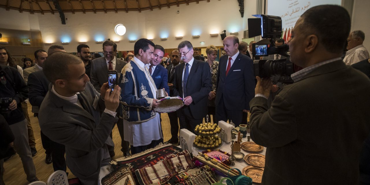 Day of Arab culture held at Eötvös University of Budapest