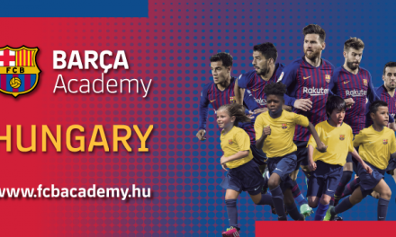 Magnificent! FC Barcelona to launch soccer academy in Budapest