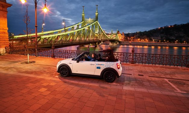 Car-sharing giants are coming to Budapest