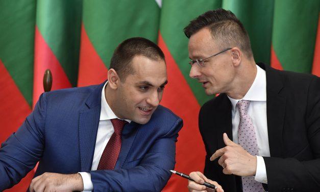 Hungary-Bulgaria mixed economic committee held in Budapest