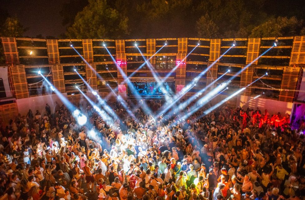 Sziget announces 27-strong DJ line-up for the Samsung Colosseum Arena
