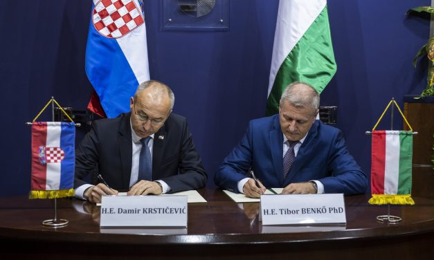 Hungary, Croatia to expand military cooperation