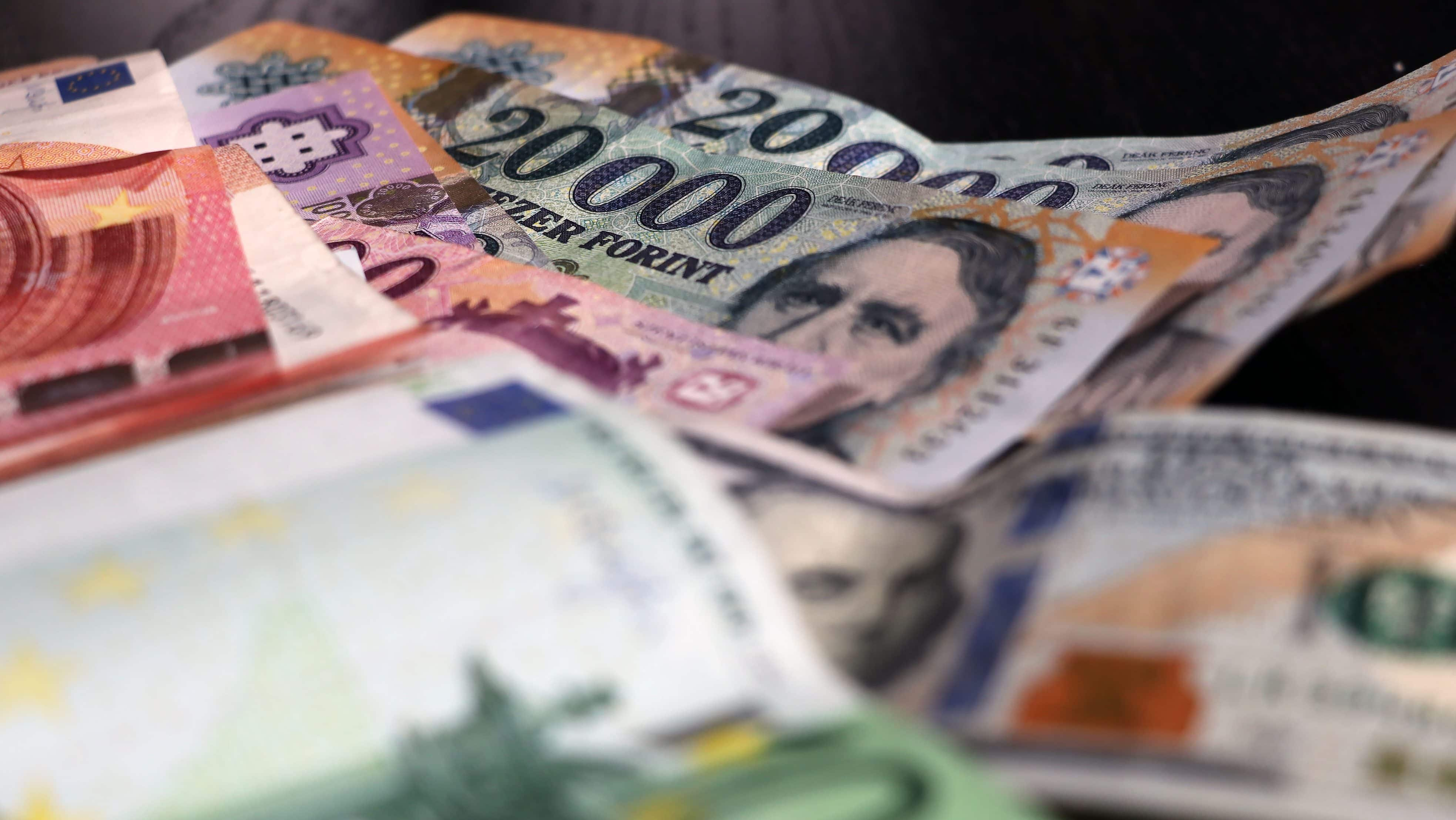 Currency exchange – Hungarian Forint – 3 July 2019