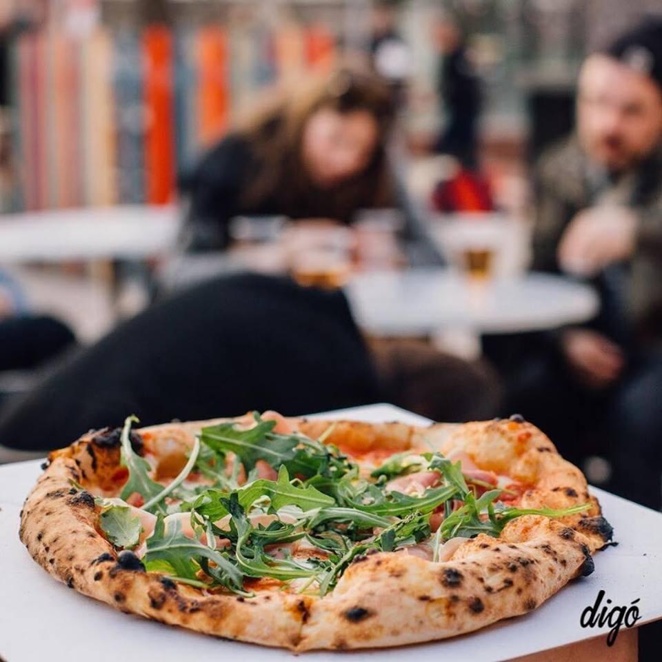 digó nápolyi pizza budapest hungary best