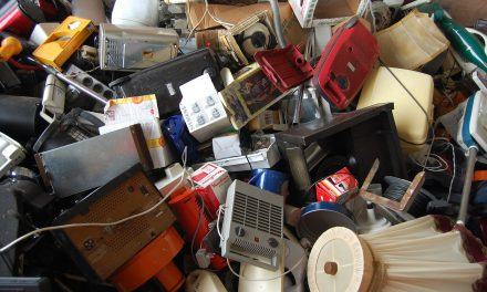 Hungarians are shockingly bad at disposing of e-waste