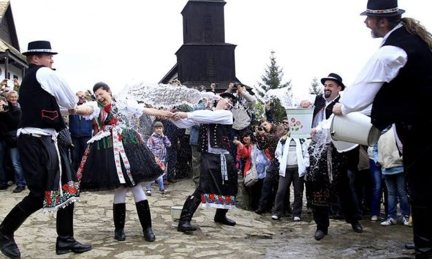 This is how Hungarians celebrated Easter in the past