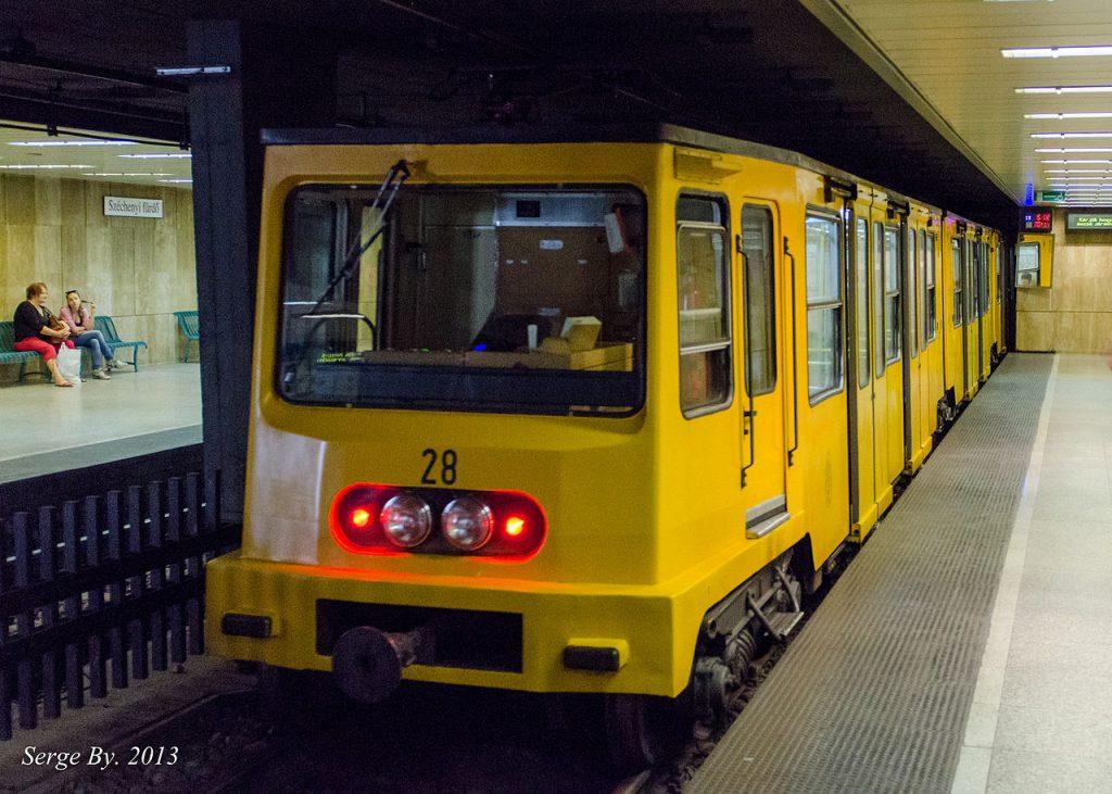 Millennium Underground, Budapest, transport