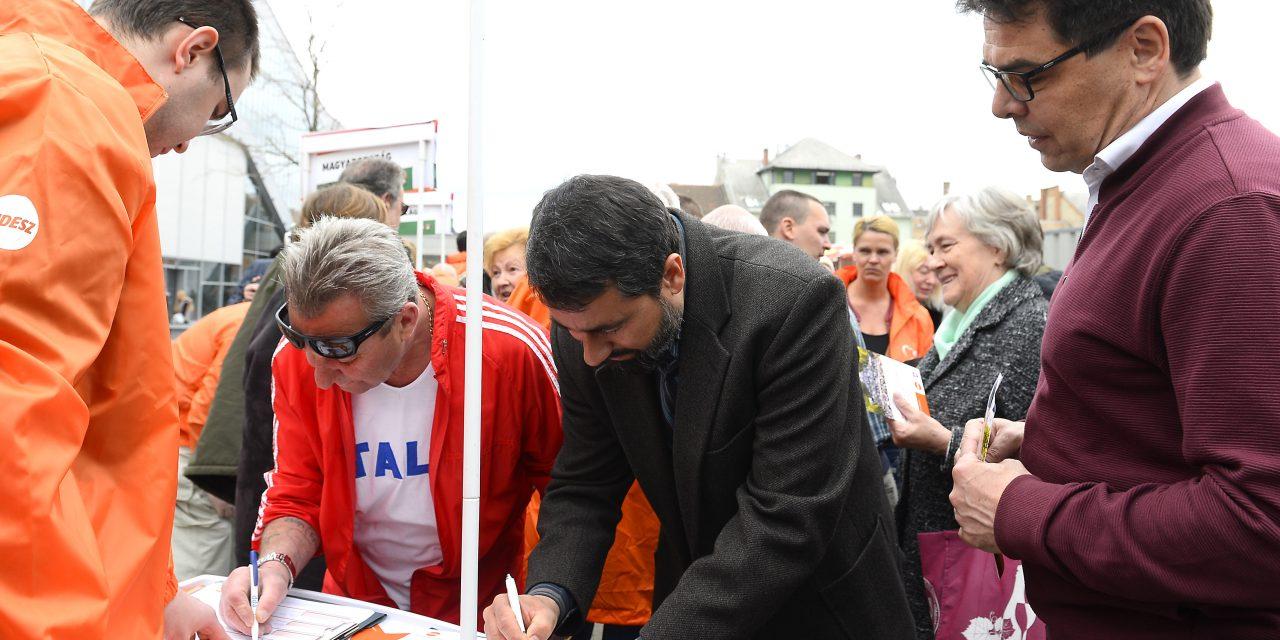 EP elections – Fidesz starts signature drive