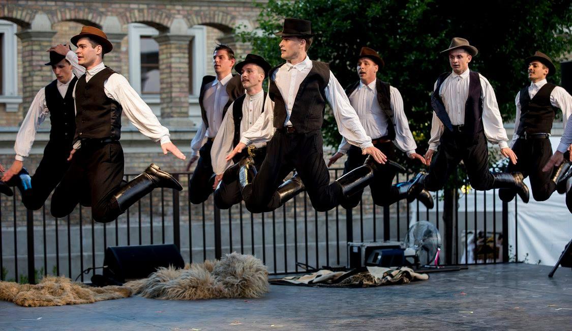 folk festival budapest knap zoltán