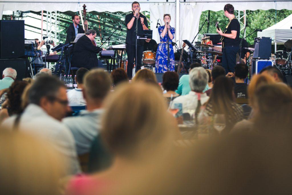 Gere jazz festival wine