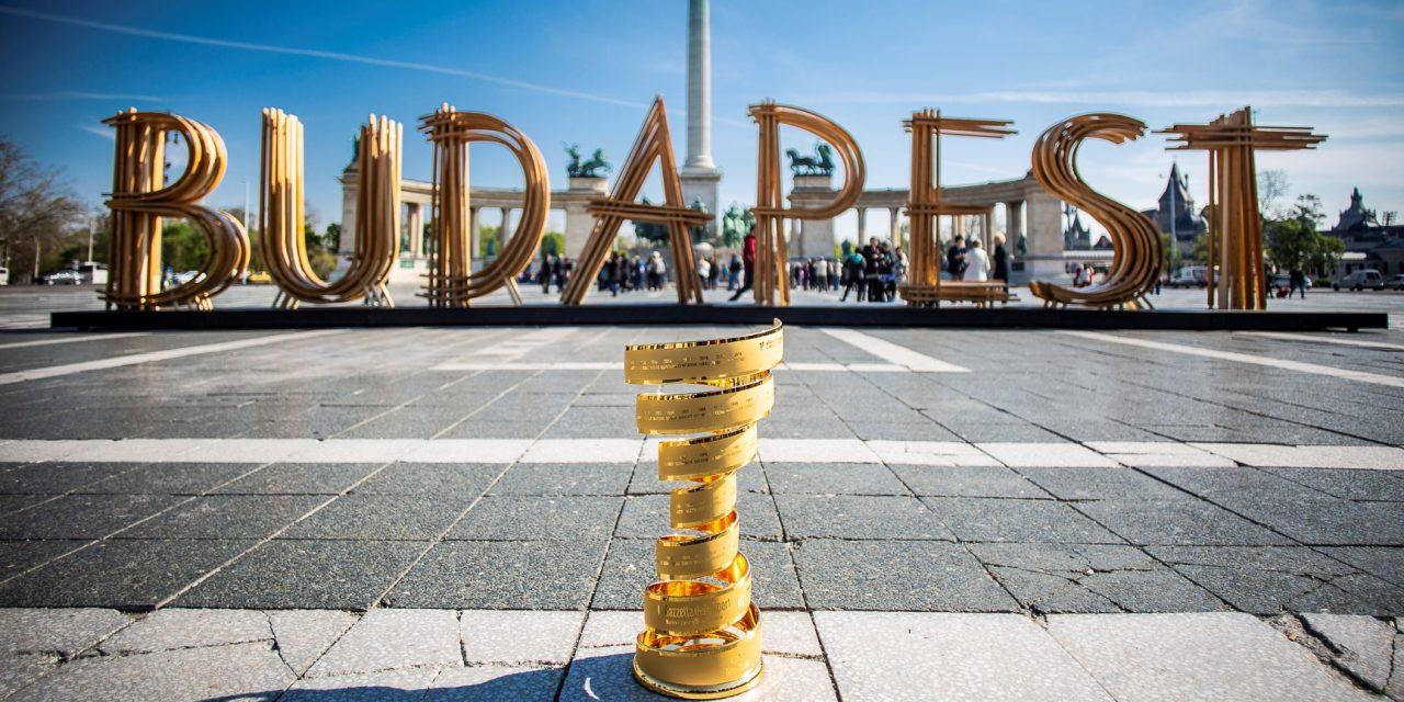 girod'Italia Budapest