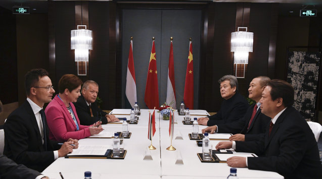 hungary china cooperation