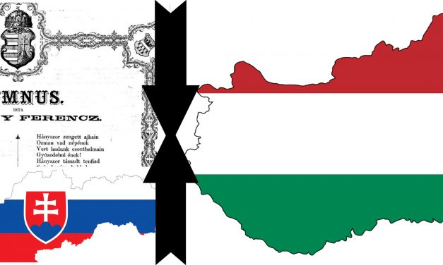 Outrageous! Slovakia bans singing the Hungarian National Anthem! – video