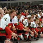Hungarian national ice hockey team make history