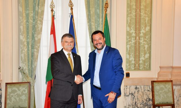 Hungary & Italy: Helping families or replacing the population?