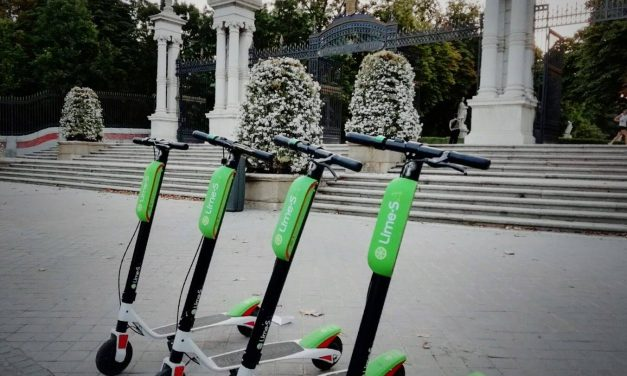 Lime e-scooters are coming to Budapest
