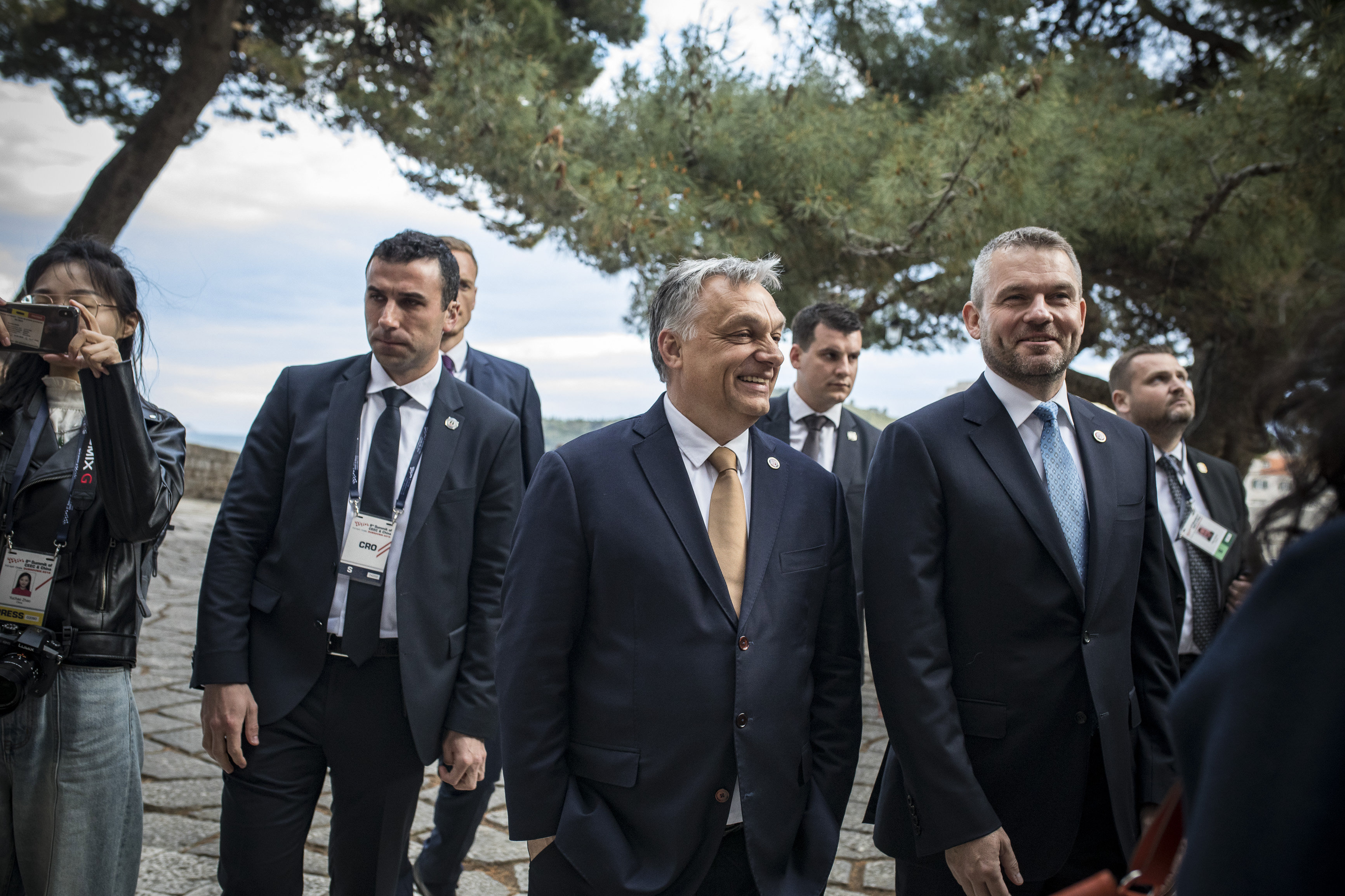 orbán at cce meeting