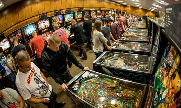 Budapest's popular Pinball Museum turns 5 this week!