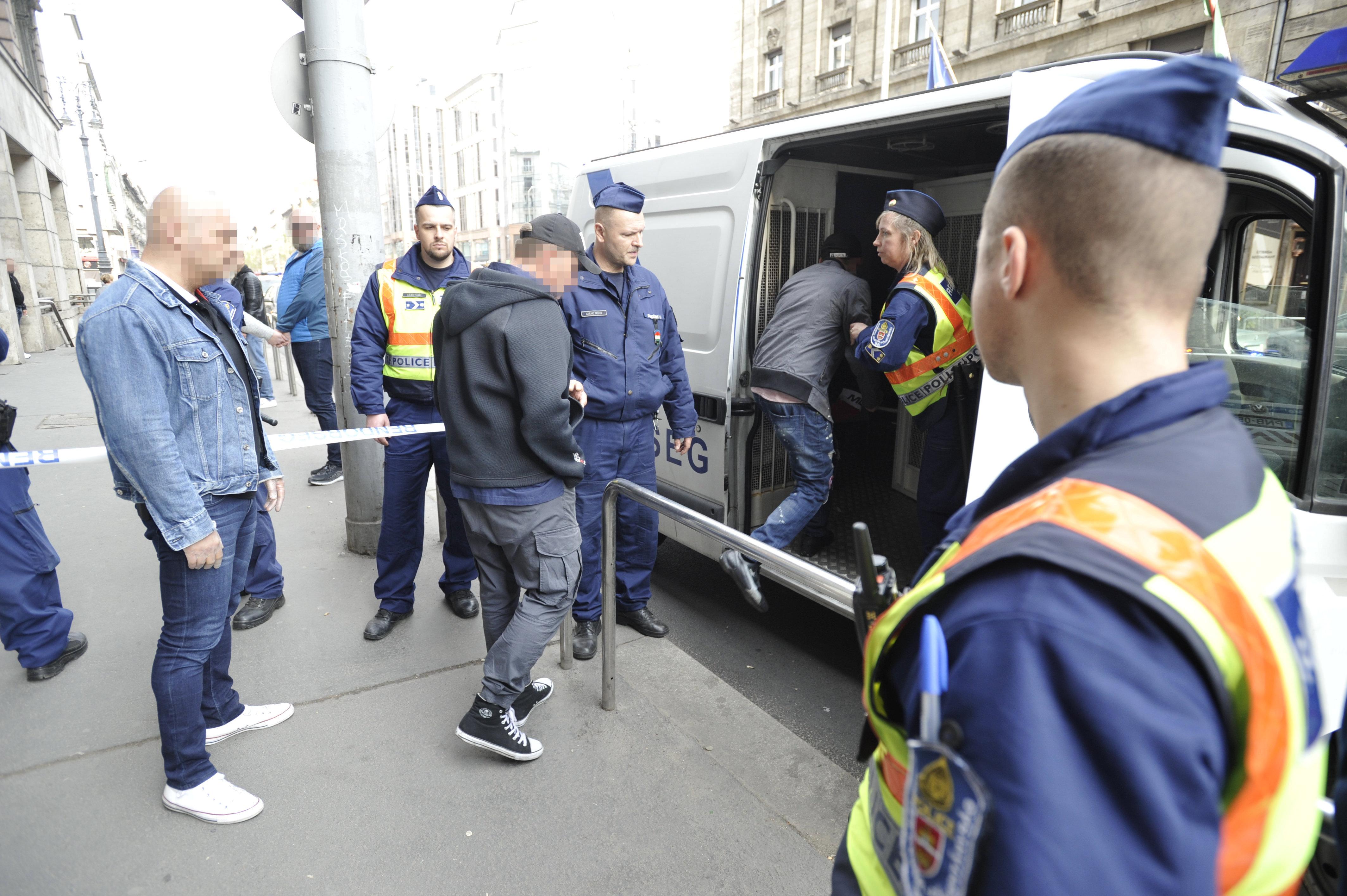 drug police hungary budapest