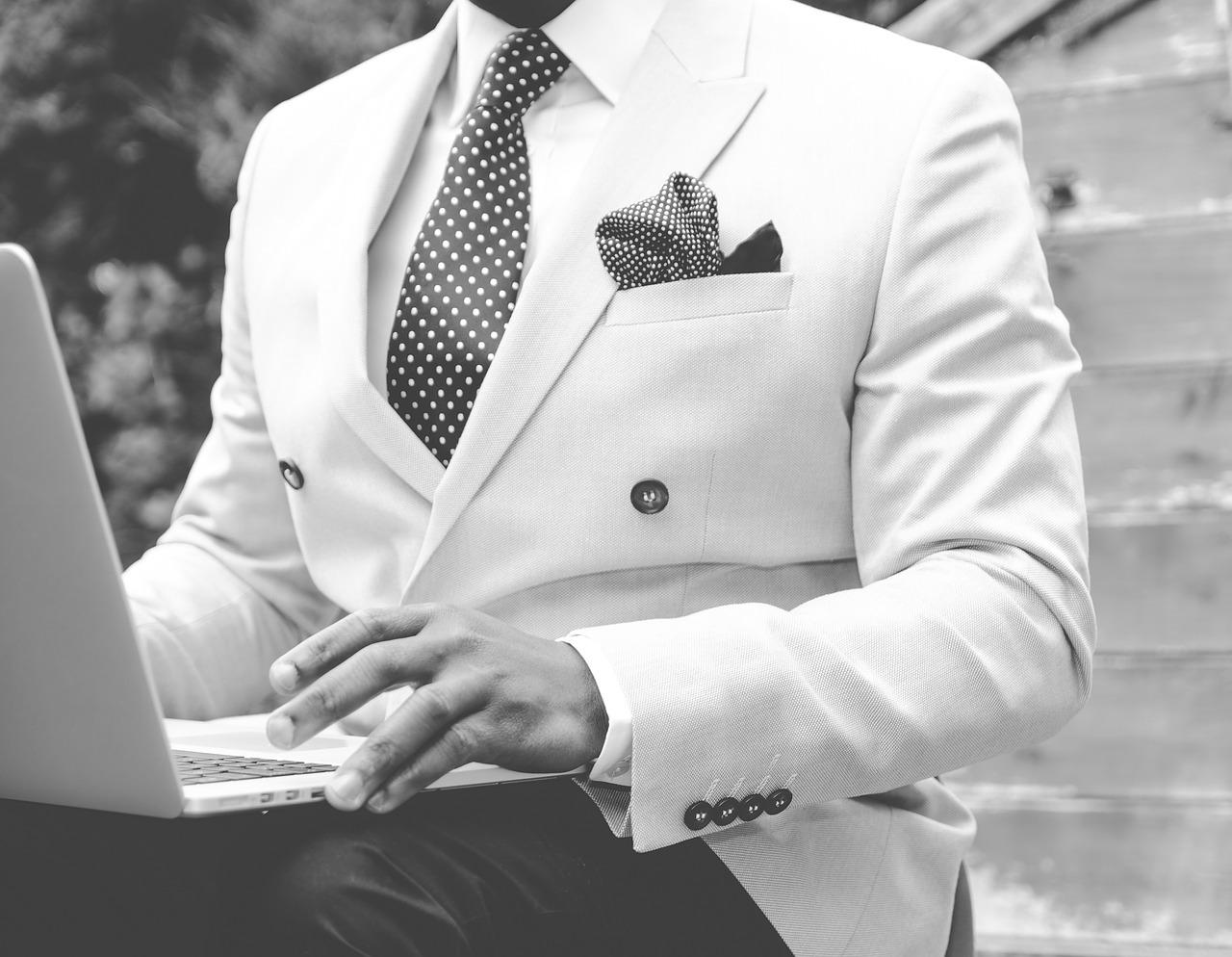 suit businessmen