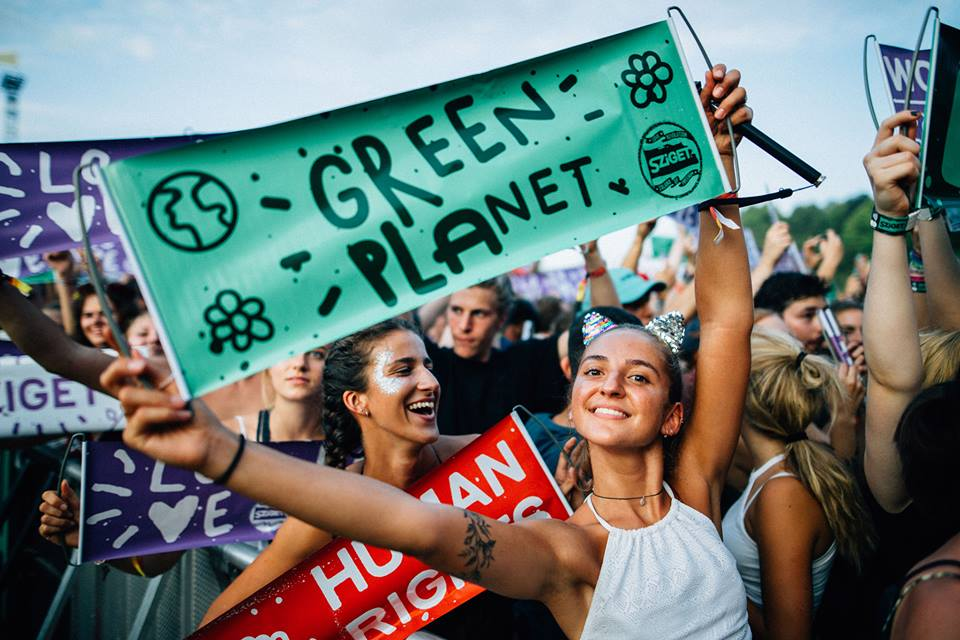 Sziget Festival to address social issues with record budget
