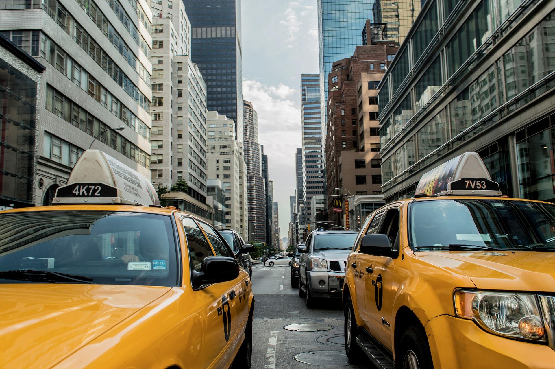 taxi-cab-new york usa