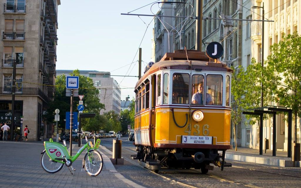Explore Budapest's hidden and special vehicles! – Part 1