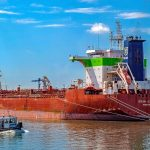 vessel-lng sea