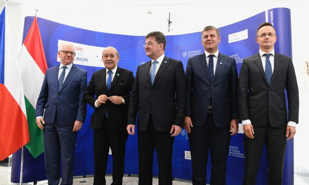 Visegrád Group x France: Hungary aims to revive EU's competitiveness and security