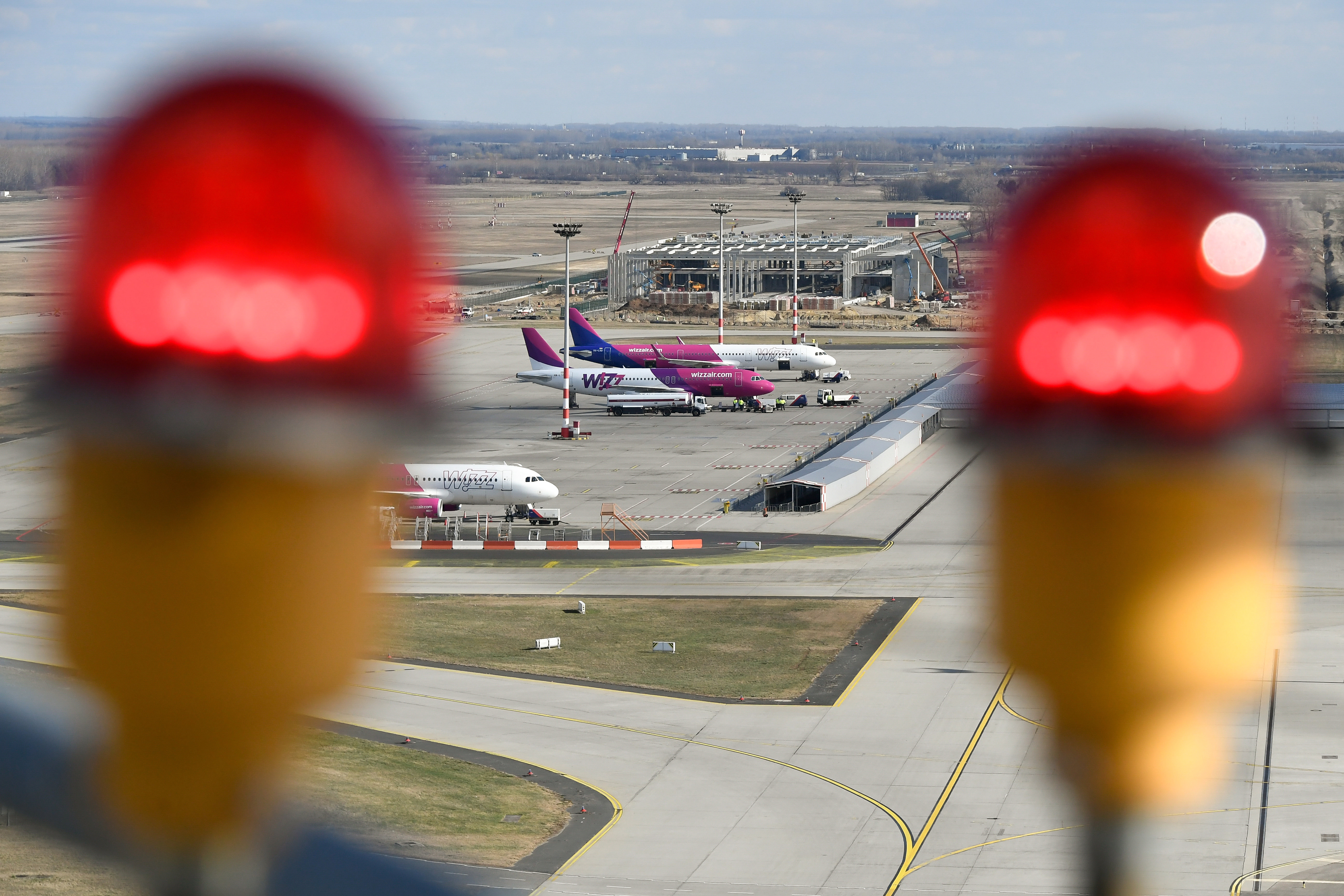 Wizz Air Budapest Airport