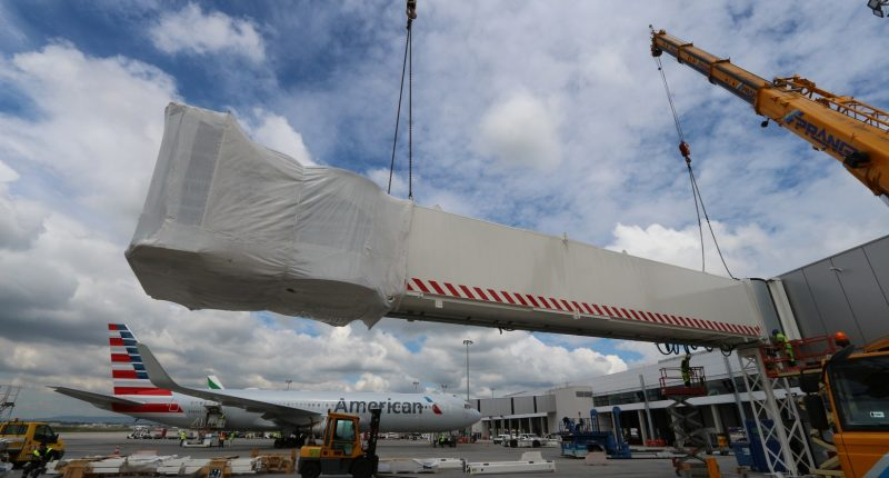 Brand new air jetties to be installed at Budapest Airport