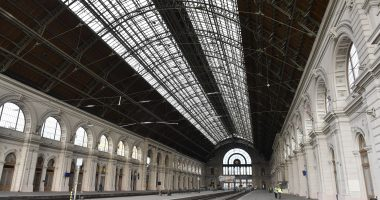 Budapest's Keleti station closed for maintenance