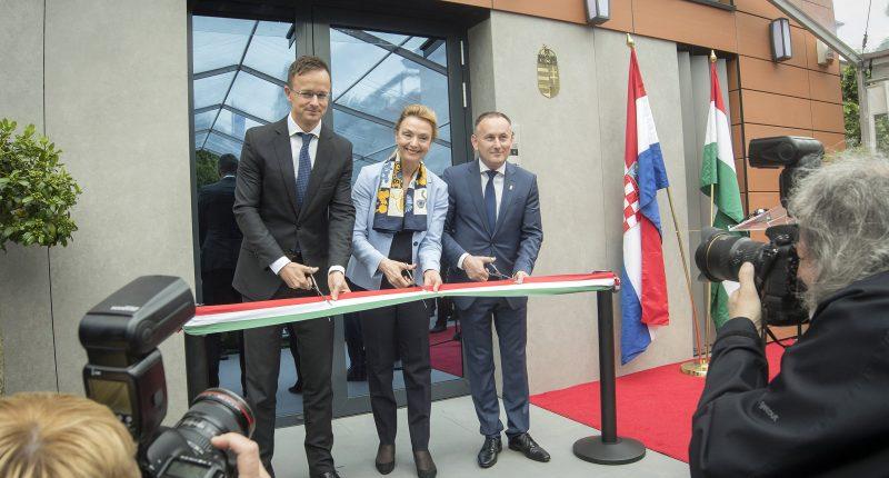 hungary croatia cooperation