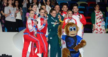 European Aerobic Gymnastics Championships hungary baku