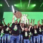 Ferencvaros wins Hungarian championship