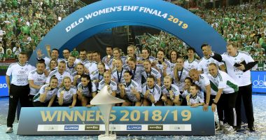 Győr takes third Handball Champions League title!