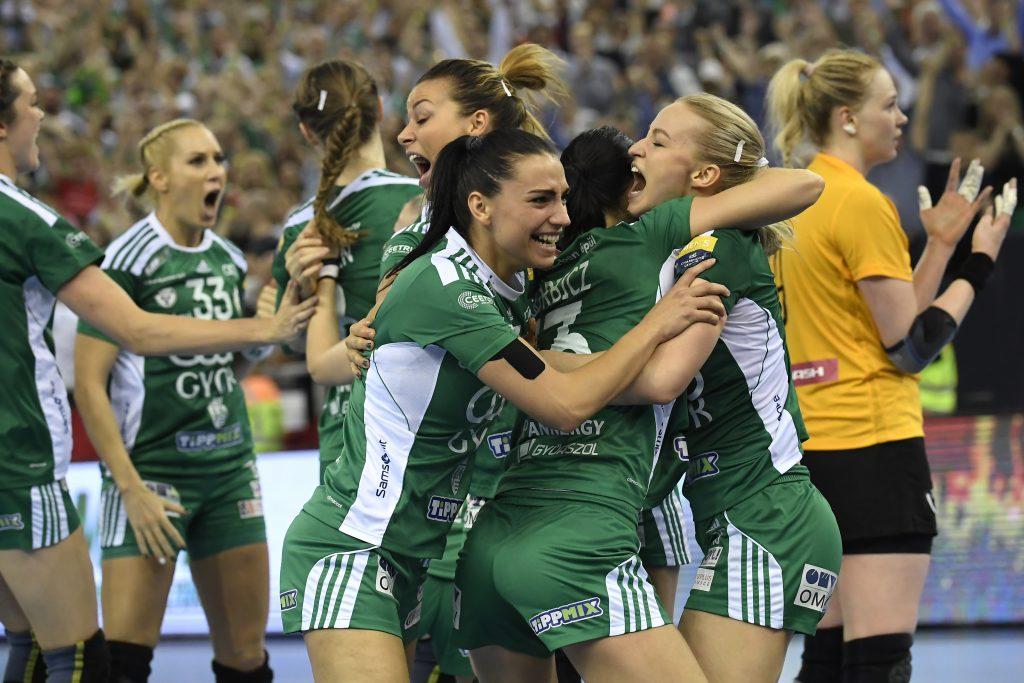 Győr takes third Handball Champions League title!