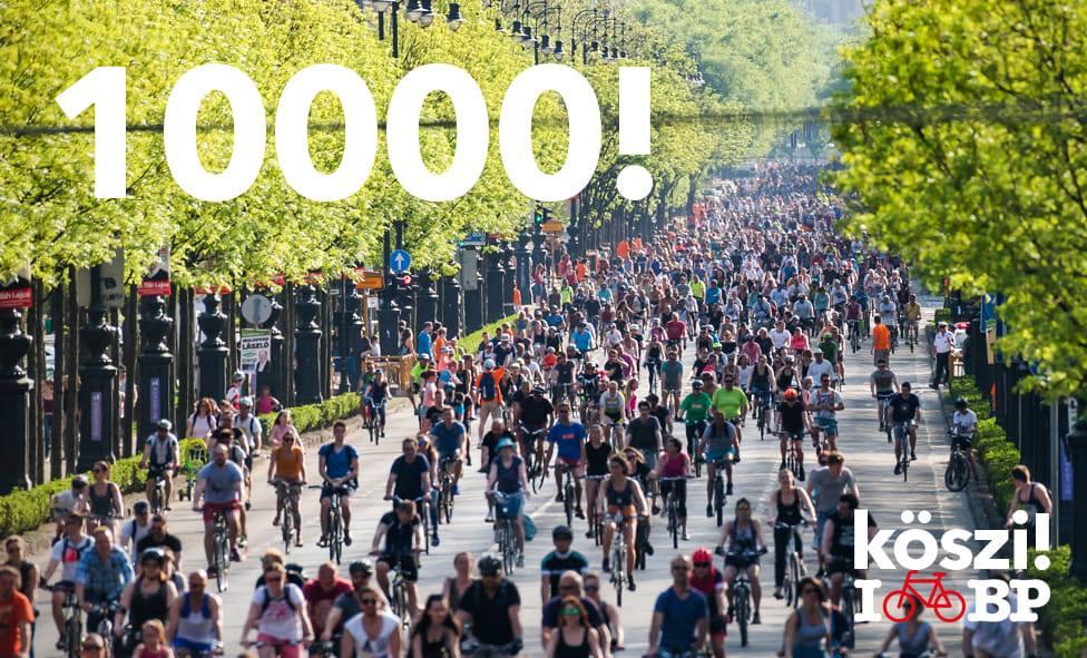 I bike Budapest, Hungary, bike, sport