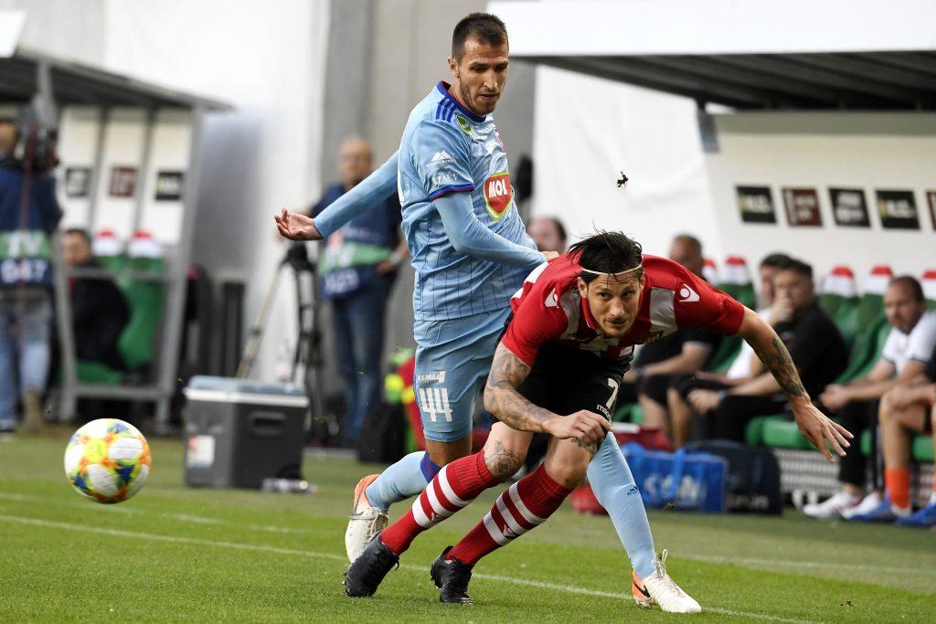 MOL Vidi claim Hungarian Cup with last-gasp winner