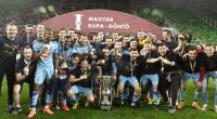 MOL Vidi claim Hungarian Cup with last-gasp winner
